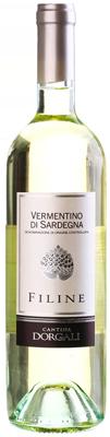Filine Vermentino di Sardegna DOC Cantina Sociale di Dorgali