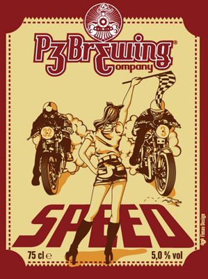 Speed Golden Ale P3Brewing