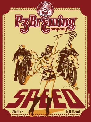 Speed Golden Ale P3Brewing