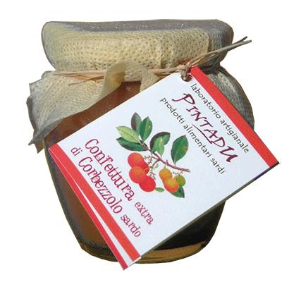 Confettura-Extra-di-Corbezzolo-Sardo-Pintadu