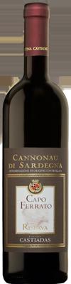 Capo Ferrato Riserva Cannonau di Sardegna DOC Riserva Cantina Sociale di Dorgali
