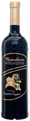 Mamuthone Puggioni Cannonau di Sardegna DOC Puggioni