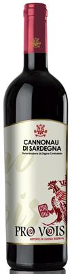 Pro Vois Magnum Nepente di Oliena Cannonau di Sardegna DOC Riserva Fratelli Puddu