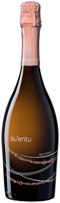 Su Entu Spumante Rosé Brut Magnum Vino Spumante di Qualità Metodo Charmat Rosé Su Entu