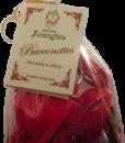 Bucconettes in Sacchetto Dolce Tipico di Belvì alle Nocciole e Mirto Dolciaria Arangino