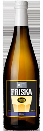friska biere blanche barley birrificio artigianale