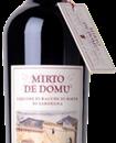 De Domu Rosso liquore di Mirto Liquoreria Campidano