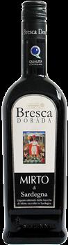 Mirto Rosso Bresca Dorada Mirto di Sardegna DOP Bresca Dorada