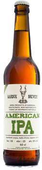 American Indian Pale Ale Marduk Brewery