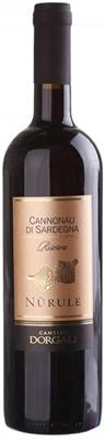 Nurule Cannonau di Sardegna DOC Riserva Cantina Sociale di Dorgali