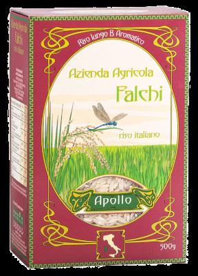 Apollo Riso Aromatico 500 gr   Azienda Agricola Falchi