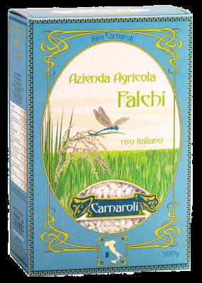 Carnise Riso Superifino 500 gr   Azienda Agricola Falchi