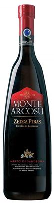Monte Arcosu Rosso Mirto di Sardegna Zedda Piras