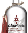 Abbardente Bianca Acquavite di Vino Distillerie Lussurgesi