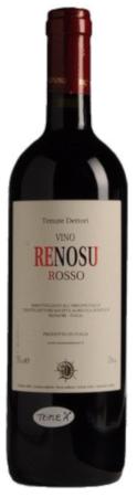 Renosu Rosso IGT Romangia Rosso   Tenute Dettori