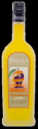 Mandarinu Liquore di Mandarino   Bresca Dorada