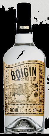 Boigin London Dry Gin   Silvio Carta