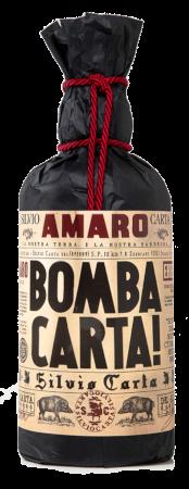 Bomba Carta Amaro Sardo   Silvio Carta