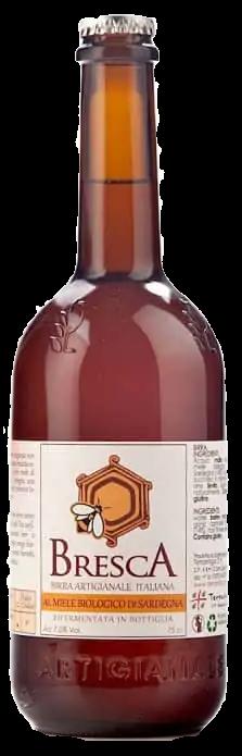 Bresca Honey Ale al Miele di Agrumi 75 cl   Terrantiga