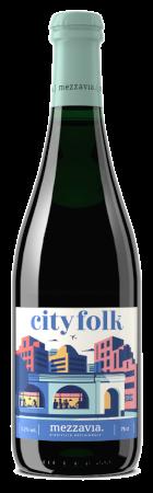 City Folk American Pale Ale 75 cl   Mezzavia