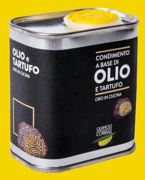 Condimento di Olio e Tartufo 175 ml   Oleificio Giovanni Matteo Corrias