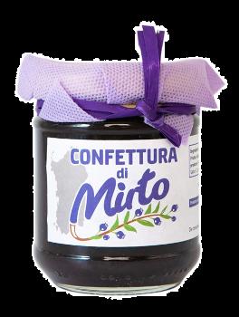 Confettura di Mirto 250 gr   Azienda Agricola Tholoi