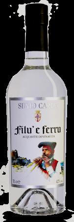 Filuferru Carta Acquavite di Vinacce   Silvio Carta