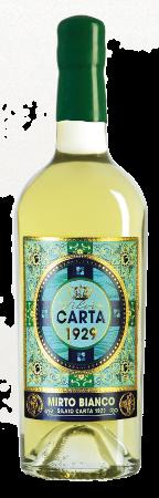 1929 Mirto Bianco Carta Liquore di Foglie di Mirto   Silvio Carta