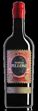 Mirto Pilloni Liquore di Mirto di Sardegna   Silvio Carta