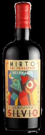 Mirto del Fondatore Liquore di Mirto di Sardegna   Silvio Carta
