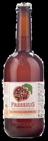 Pressius Honey Ale alle Pesche di San Sperate 75 cl   Terrantiga