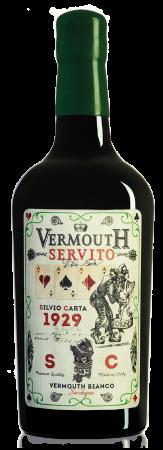 Vermouth Servito Vermouth Bianco   Silvio Carta