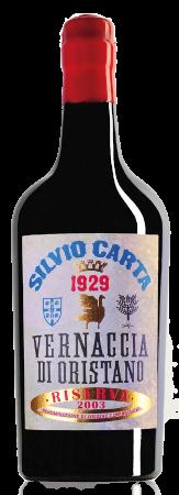 Vernaccia di Oristano DOC Riserva 2003   Silvio Carta